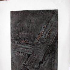 Arte: ELÍAS GARCÍA BENAVIDES – GRABADO – PRUEBA DE ARTISTA – 50 X 65 CM. Lote 201207826