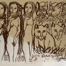 Arte: GRABADO DESCONOZCO AUTOR.. Lote 202360101