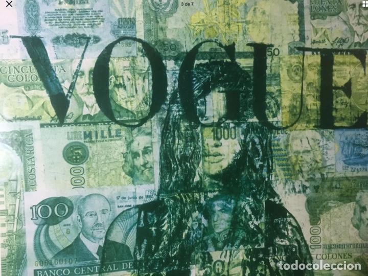 Arte: Grabado Vogue prueba del artista P/A firmado artista desconocido - Foto 3 - 202421661