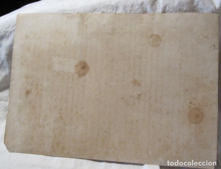 Arte: RETRATO DEL GENERAL José Joaquín Virués y López-Spínola. LITOGRAFIA. 28,5 X 20 CM - Foto 6 - 202704422