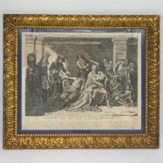 Arte: ANTONIO CALLIANO (1785-1824); JOSÉ APARICIO INGLADA (1773-1838) - AÑOS DE HAMBRE EN MADRID (ESCENAS. Lote 202743741