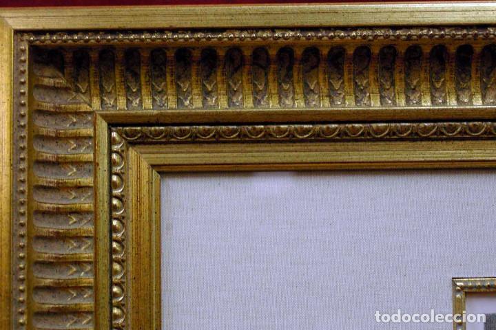 Arte: COQUETTERIE STEVENS BOETZEL 1875 grabado cuadro - Foto 26 - 202942440