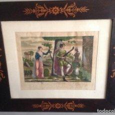 Arte: GRABADO FRANCÉS (S.XVIII). Lote 203623426