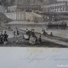 Arte: LE GRAND TRIANON, CALLOW, E. RADCLYFFE. Lote 204598576