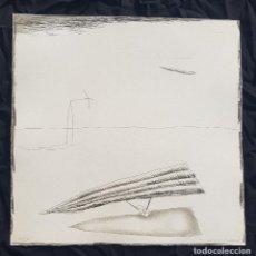Arte: GRABADO DE RIERA I ARAGO NUMERADO Y FIRMADO A LÁPIZ EDICIÓN DE 75, MIDE 39,5 X 39,5 CM.. Lote 205469838
