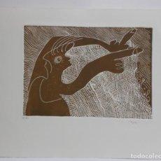 Arte: GRABADO VÍCTOR CASAS. Lote 205539651