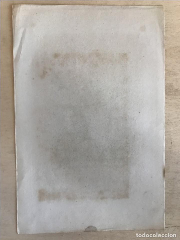 Arte: Torre barroca de santa Catalina de Valencia (España), hacia 1850. Bibli. Inst. in Hidburghansen - Foto 3 - 205800351