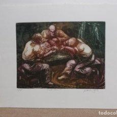 Arte: GRABADO GUERRA CALLE. Lote 206391405