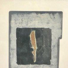 Arte: ANA ARAGÜÉS ( ZARAGOZA,1944). Lote 207186622