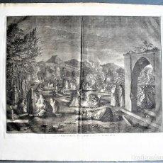 Arte: LA COMMEMORATION DES MORTS CHEZ LES ARMENIENS. BERNARD PICART. Lote 207814952