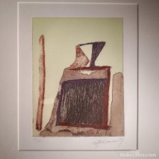 Arte: RAFOLS CASAMADA, AGUA-FUERTE.. Lote 208492137