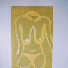 Arte: GRABADO COFRADO, TAMAÑO PLANCHA 16 X 24'5 CM. Lote 209593737