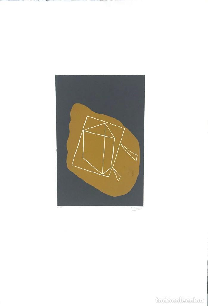RAMON HERREROS (1947) (Arte - Grabados - Contemporáneos siglo XX)