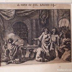 Arte: GRABADO. SIGLO XVIII.PIETER DEVEL.. Lote 210407295
