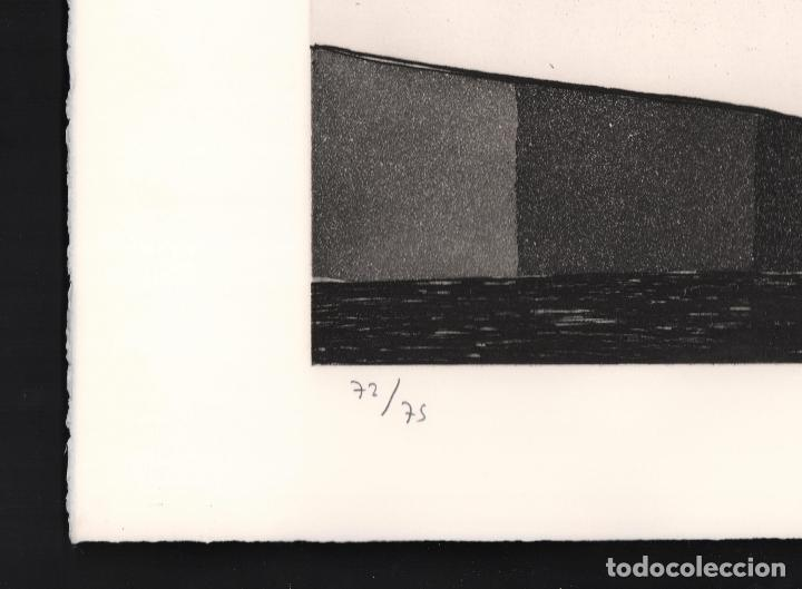Arte: GARDY-ARTIGAS NATURALEZA MUERTA GRABADO ORIGINAL FIRMADO Y NUMERADO 72 / 75 A LÁPIZ ILUMINADO A MANO - Foto 8 - 210472637