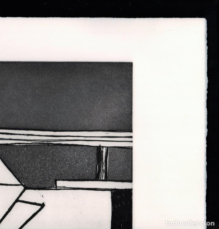 Arte: GARDY-ARTIGAS NATURALEZA MUERTA GRABADO ORIGINAL FIRMADO Y NUMERADO 72 / 75 A LÁPIZ ILUMINADO A MANO - Foto 14 - 210472637