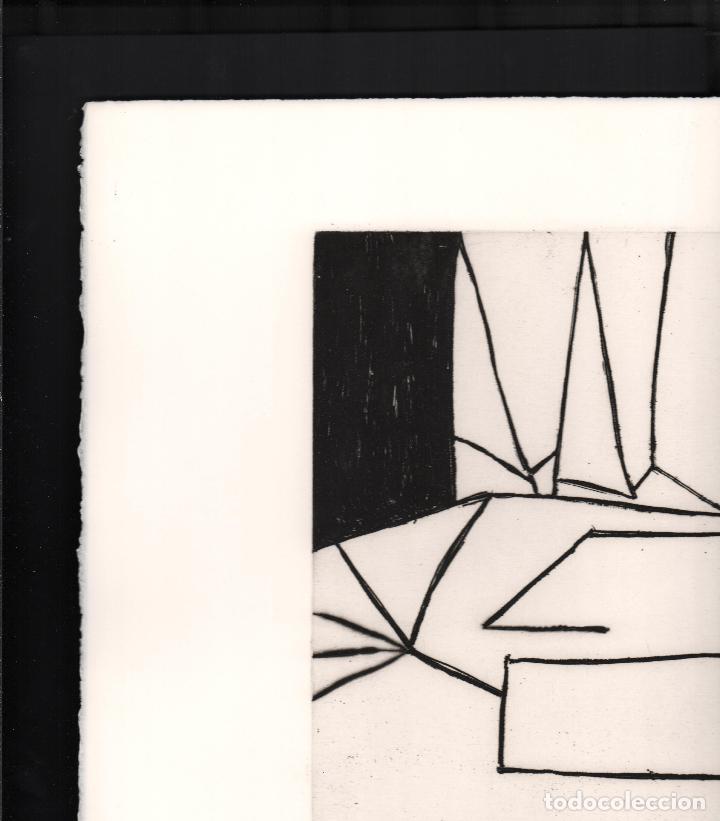 Arte: GARDY-ARTIGAS NATURALEZA MUERTA GRABADO ORIGINAL FIRMADO Y NUMERADO 72 / 75 A LÁPIZ ILUMINADO A MANO - Foto 17 - 210472637