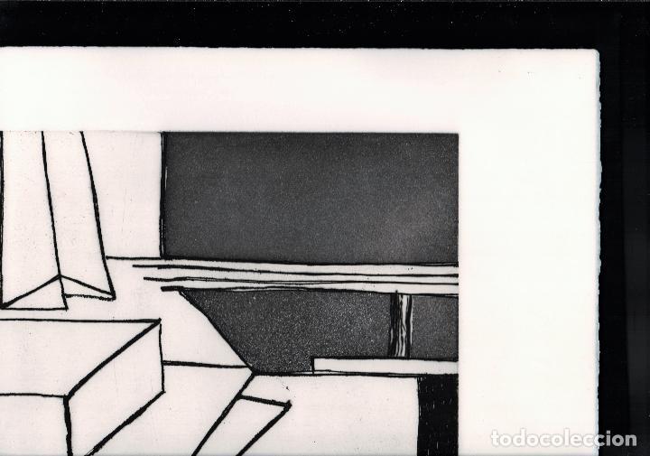 Arte: GARDY-ARTIGAS NATURALEZA MUERTA GRABADO ORIGINAL FIRMADO Y NUMERADO 72 / 75 A LÁPIZ ILUMINADO A MANO - Foto 19 - 210472637