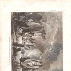 Arte: 2370. INDIOS DE PATAGONIA. Lote 210583947
