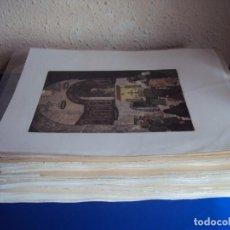 Arte: (PA-200700)LOTE DE 249 GRABADOS Y AGUAFUERTES DE RAMON CAPMANY Y MONTANER (1899-1992). Lote 210650055