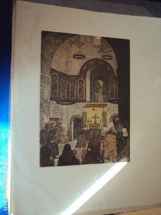 Arte: (PA-200700)LOTE DE 249 GRABADOS Y AGUAFUERTES DE RAMON CAPMANY Y MONTANER (1899-1992) - Foto 2 - 210650055