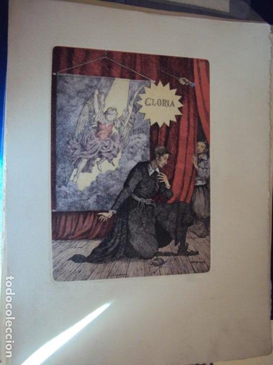 Arte: (PA-200700)LOTE DE 249 GRABADOS Y AGUAFUERTES DE RAMON CAPMANY Y MONTANER (1899-1992) - Foto 3 - 210650055