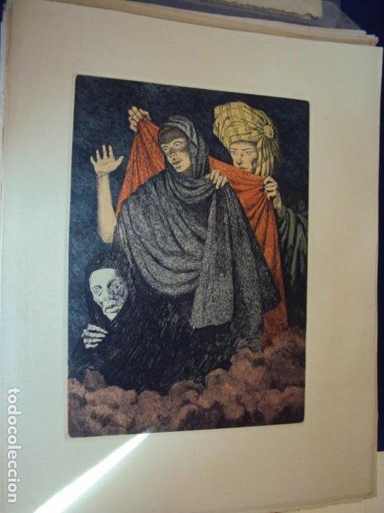 Arte: (PA-200700)LOTE DE 249 GRABADOS Y AGUAFUERTES DE RAMON CAPMANY Y MONTANER (1899-1992) - Foto 4 - 210650055