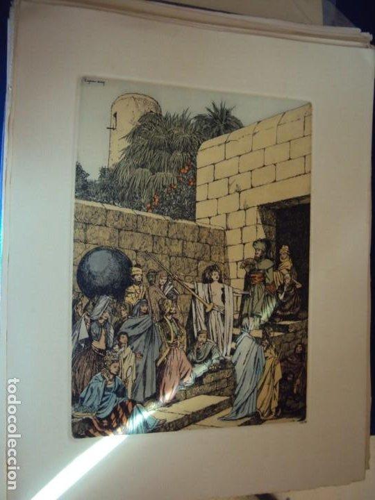 Arte: (PA-200700)LOTE DE 249 GRABADOS Y AGUAFUERTES DE RAMON CAPMANY Y MONTANER (1899-1992) - Foto 5 - 210650055