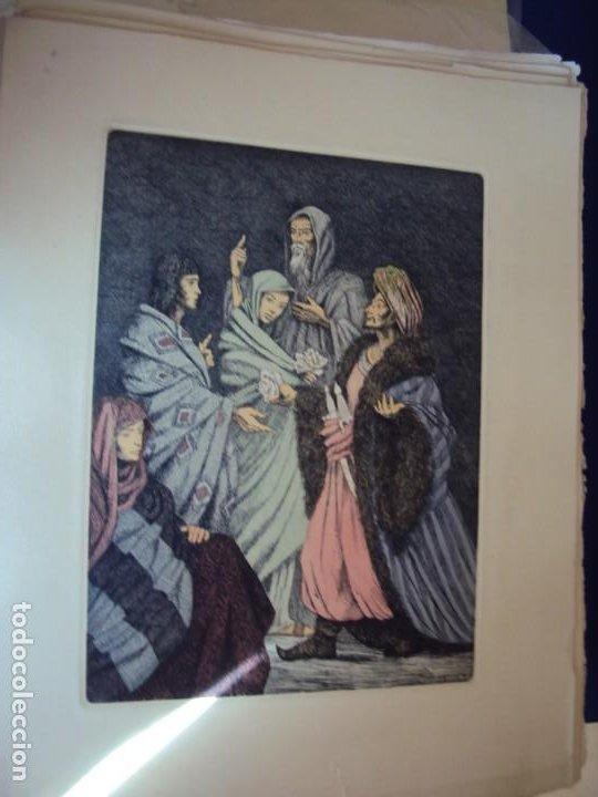 Arte: (PA-200700)LOTE DE 249 GRABADOS Y AGUAFUERTES DE RAMON CAPMANY Y MONTANER (1899-1992) - Foto 10 - 210650055