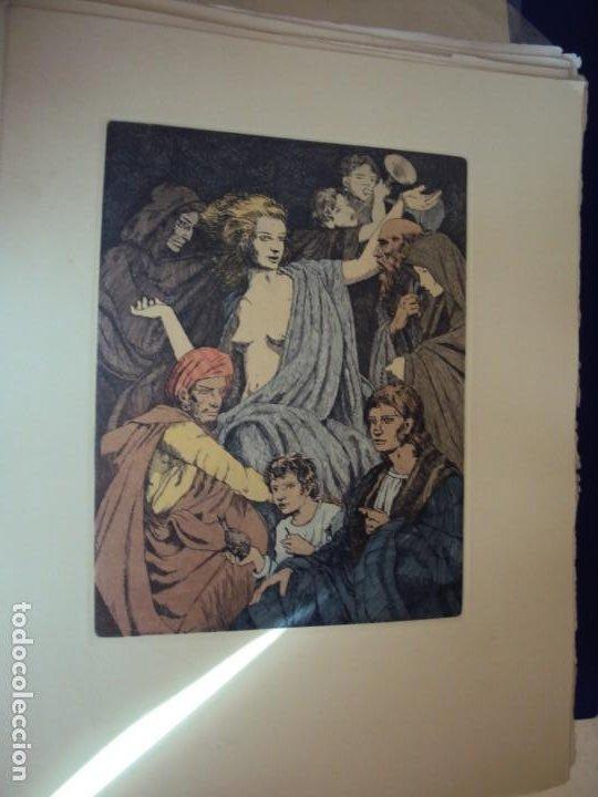 Arte: (PA-200700)LOTE DE 249 GRABADOS Y AGUAFUERTES DE RAMON CAPMANY Y MONTANER (1899-1992) - Foto 11 - 210650055