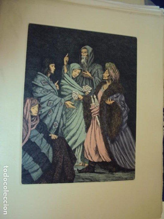 Arte: (PA-200700)LOTE DE 249 GRABADOS Y AGUAFUERTES DE RAMON CAPMANY Y MONTANER (1899-1992) - Foto 13 - 210650055