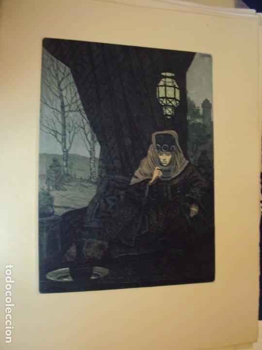 Arte: (PA-200700)LOTE DE 249 GRABADOS Y AGUAFUERTES DE RAMON CAPMANY Y MONTANER (1899-1992) - Foto 14 - 210650055