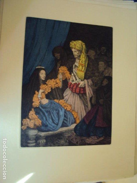 Arte: (PA-200700)LOTE DE 249 GRABADOS Y AGUAFUERTES DE RAMON CAPMANY Y MONTANER (1899-1992) - Foto 15 - 210650055