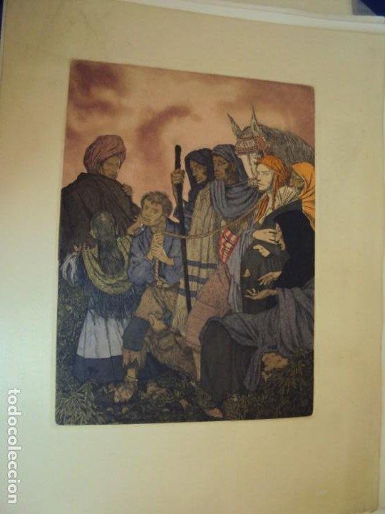Arte: (PA-200700)LOTE DE 249 GRABADOS Y AGUAFUERTES DE RAMON CAPMANY Y MONTANER (1899-1992) - Foto 16 - 210650055