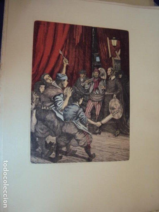 Arte: (PA-200700)LOTE DE 249 GRABADOS Y AGUAFUERTES DE RAMON CAPMANY Y MONTANER (1899-1992) - Foto 17 - 210650055