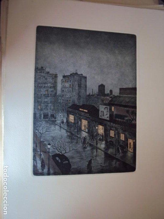 Arte: (PA-200700)LOTE DE 249 GRABADOS Y AGUAFUERTES DE RAMON CAPMANY Y MONTANER (1899-1992) - Foto 23 - 210650055