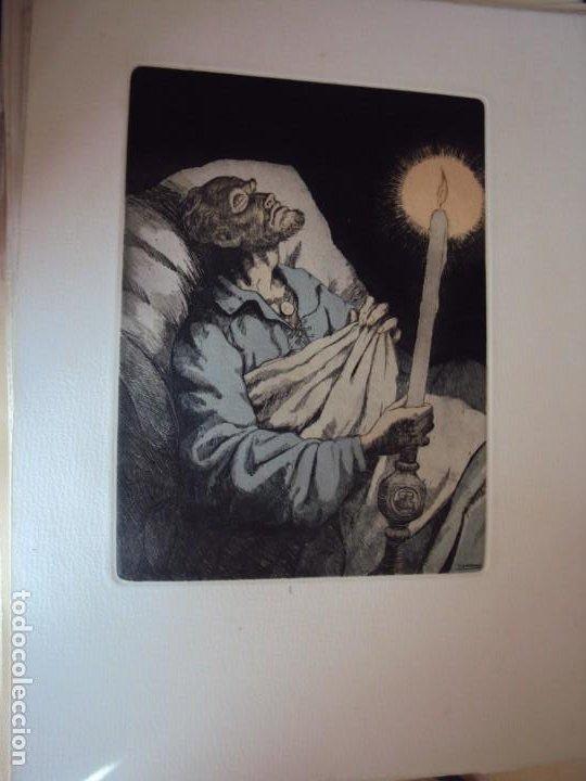 Arte: (PA-200700)LOTE DE 249 GRABADOS Y AGUAFUERTES DE RAMON CAPMANY Y MONTANER (1899-1992) - Foto 24 - 210650055