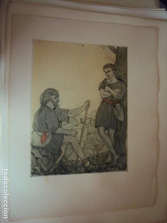 Arte: (PA-200700)LOTE DE 249 GRABADOS Y AGUAFUERTES DE RAMON CAPMANY Y MONTANER (1899-1992) - Foto 27 - 210650055