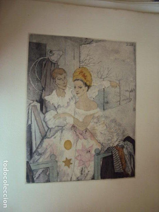 Arte: (PA-200700)LOTE DE 249 GRABADOS Y AGUAFUERTES DE RAMON CAPMANY Y MONTANER (1899-1992) - Foto 28 - 210650055