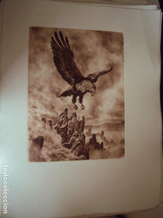 Arte: (PA-200700)LOTE DE 249 GRABADOS Y AGUAFUERTES DE RAMON CAPMANY Y MONTANER (1899-1992) - Foto 31 - 210650055