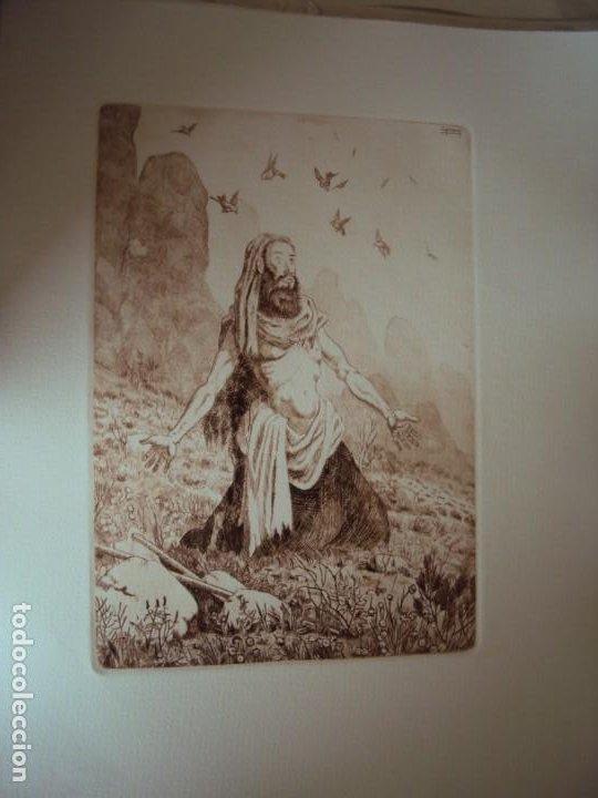 Arte: (PA-200700)LOTE DE 249 GRABADOS Y AGUAFUERTES DE RAMON CAPMANY Y MONTANER (1899-1992) - Foto 33 - 210650055