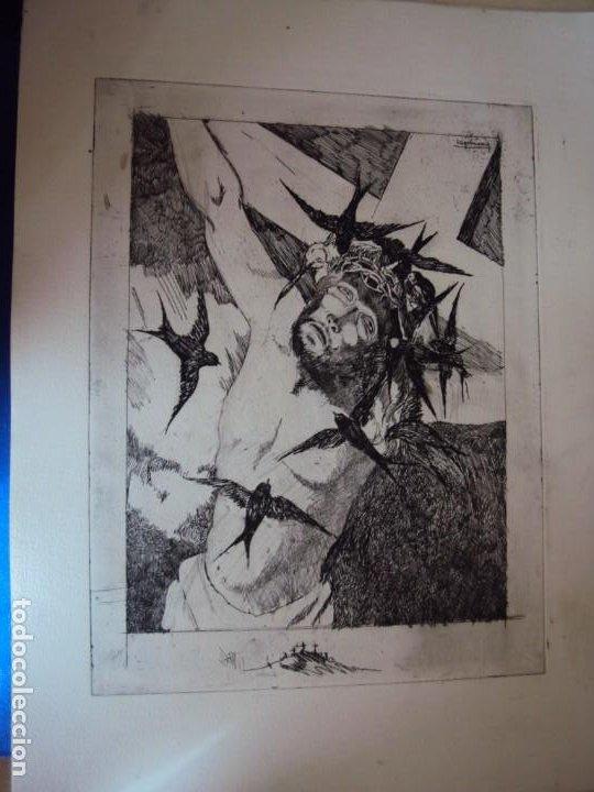 Arte: (PA-200700)LOTE DE 249 GRABADOS Y AGUAFUERTES DE RAMON CAPMANY Y MONTANER (1899-1992) - Foto 37 - 210650055