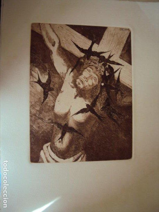 Arte: (PA-200700)LOTE DE 249 GRABADOS Y AGUAFUERTES DE RAMON CAPMANY Y MONTANER (1899-1992) - Foto 38 - 210650055
