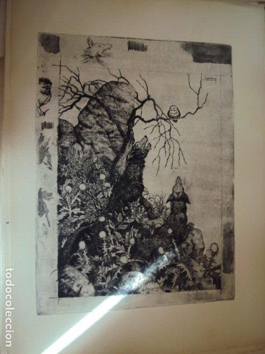 Arte: (PA-200700)LOTE DE 249 GRABADOS Y AGUAFUERTES DE RAMON CAPMANY Y MONTANER (1899-1992) - Foto 40 - 210650055