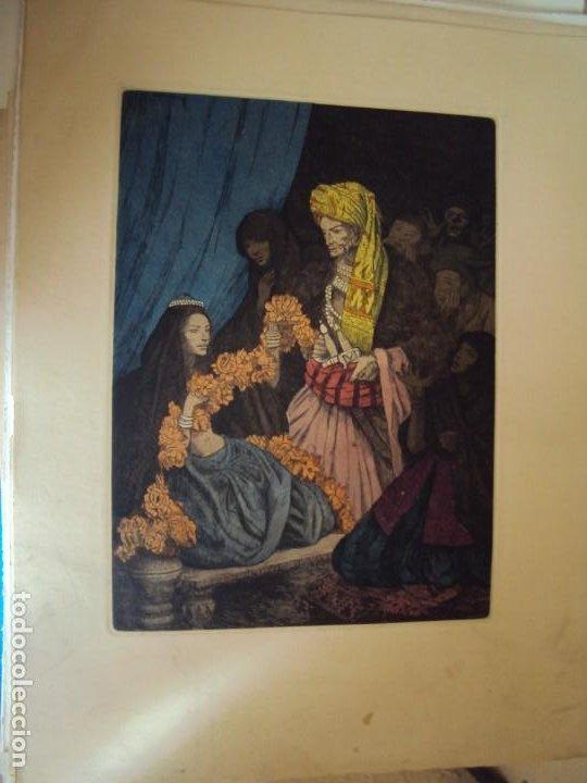 Arte: (PA-200700)LOTE DE 249 GRABADOS Y AGUAFUERTES DE RAMON CAPMANY Y MONTANER (1899-1992) - Foto 41 - 210650055