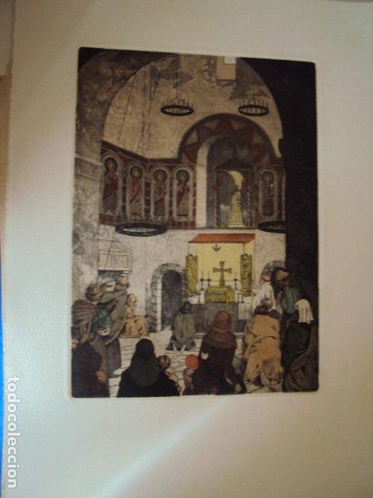Arte: (PA-200700)LOTE DE 249 GRABADOS Y AGUAFUERTES DE RAMON CAPMANY Y MONTANER (1899-1992) - Foto 42 - 210650055