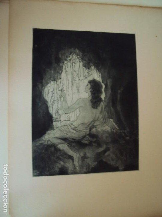 Arte: (PA-200700)LOTE DE 249 GRABADOS Y AGUAFUERTES DE RAMON CAPMANY Y MONTANER (1899-1992) - Foto 43 - 210650055