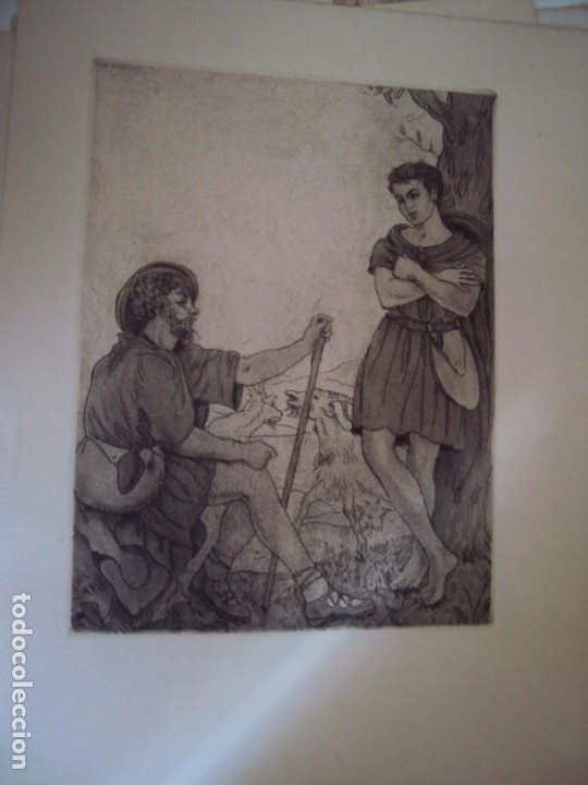 Arte: (PA-200700)LOTE DE 249 GRABADOS Y AGUAFUERTES DE RAMON CAPMANY Y MONTANER (1899-1992) - Foto 46 - 210650055