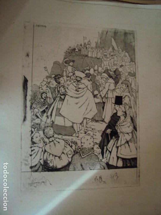 Arte: (PA-200700)LOTE DE 249 GRABADOS Y AGUAFUERTES DE RAMON CAPMANY Y MONTANER (1899-1992) - Foto 48 - 210650055