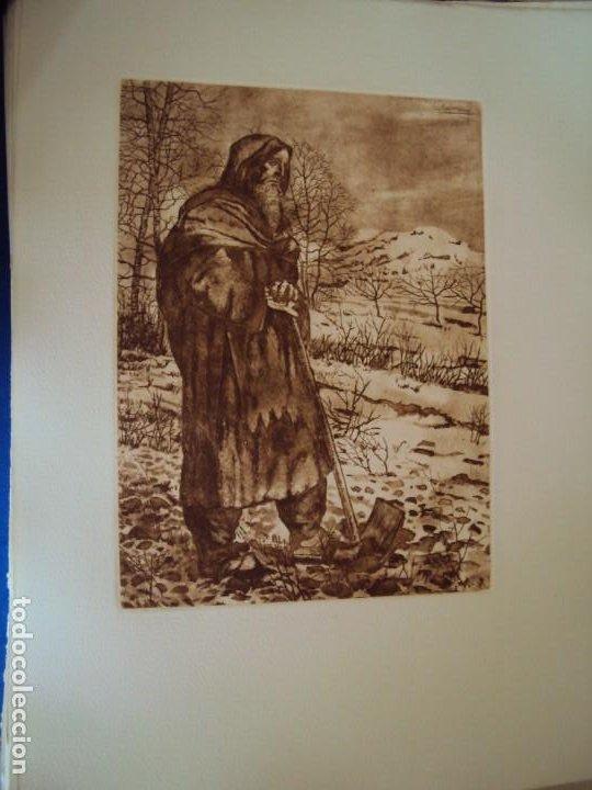 Arte: (PA-200700)LOTE DE 249 GRABADOS Y AGUAFUERTES DE RAMON CAPMANY Y MONTANER (1899-1992) - Foto 54 - 210650055